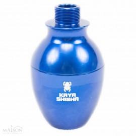 KAYA Récupérateur molasse bleu