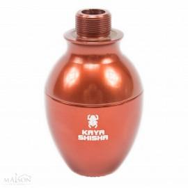 KAYA Récupérateur molasse rouge